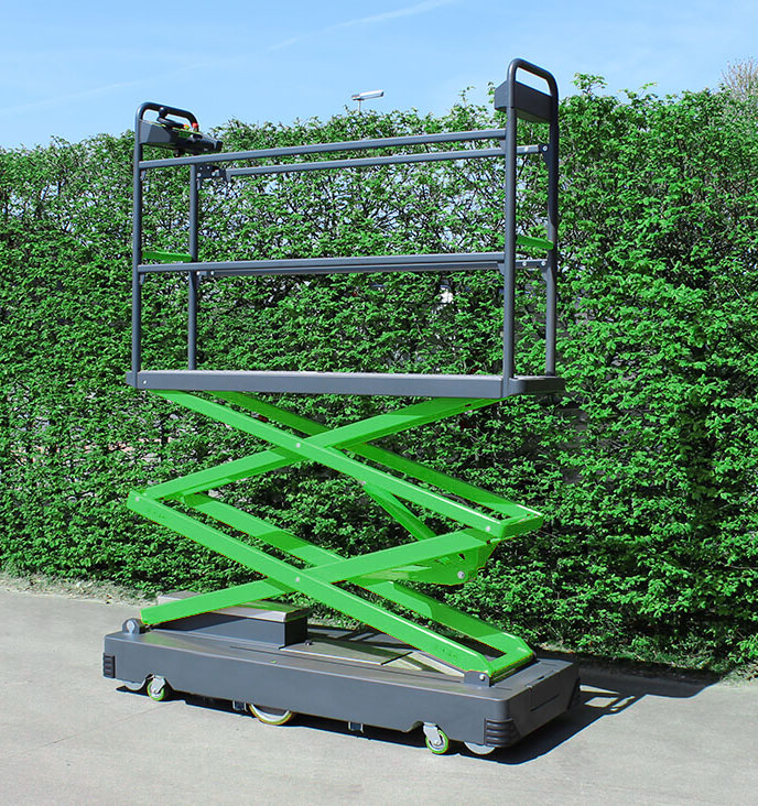 latest and most durable rail pipe trolleys for greenhouse